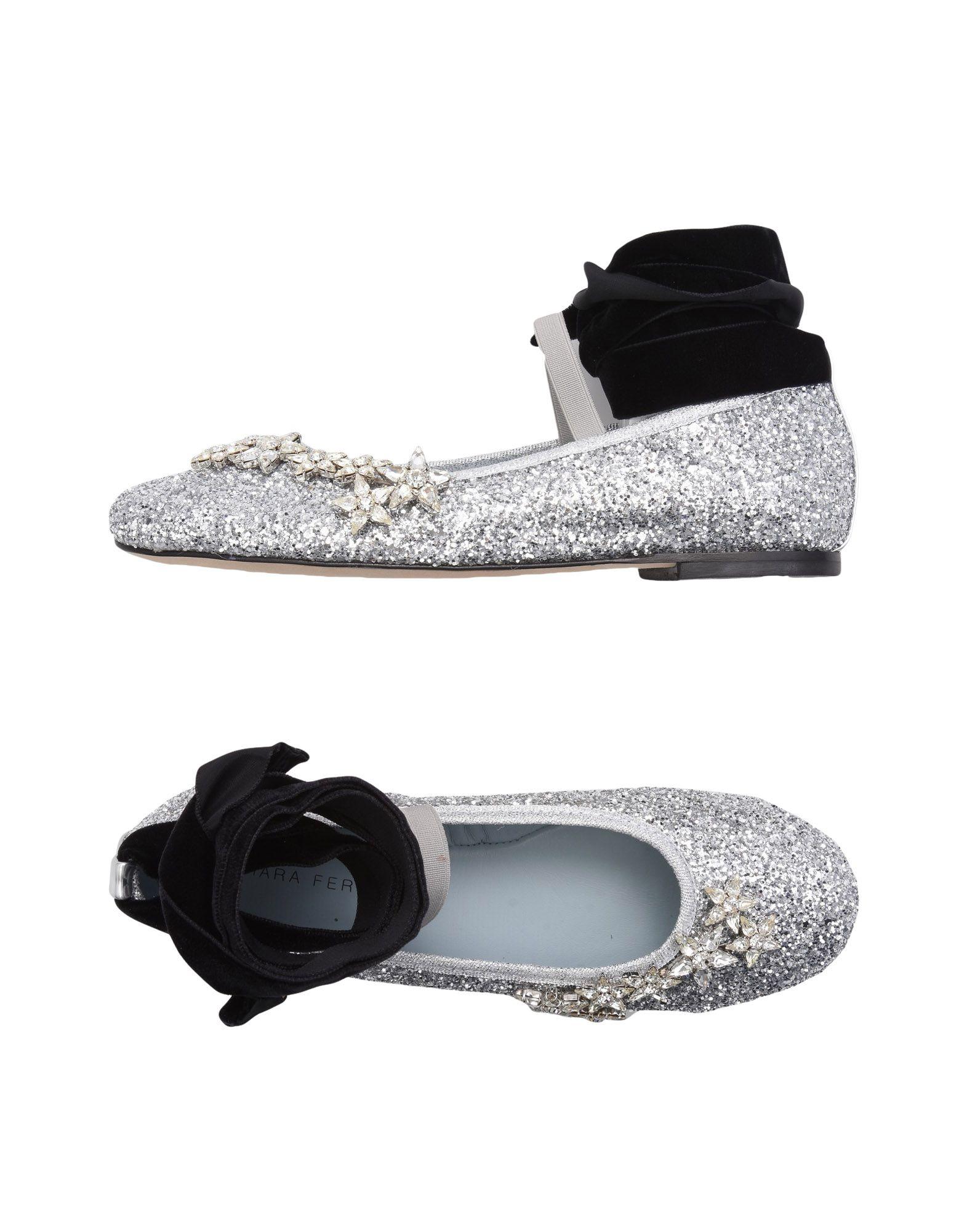Chiara Ferragni Ballerinas Damen  11493144CRGut aussehende strapazierfähige Schuhe