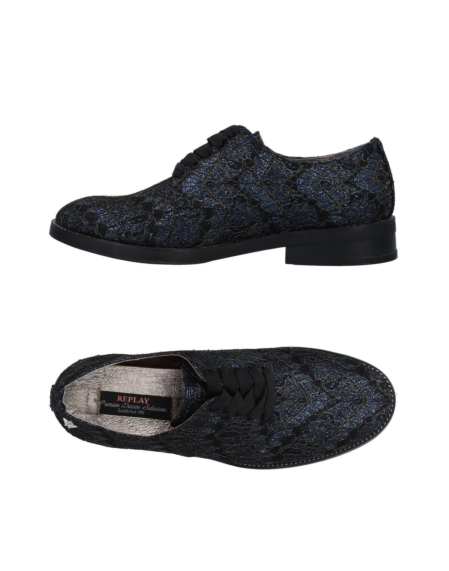 Günstige und modische Schuhe Replay Schnürschuhe Damen  11493181JC