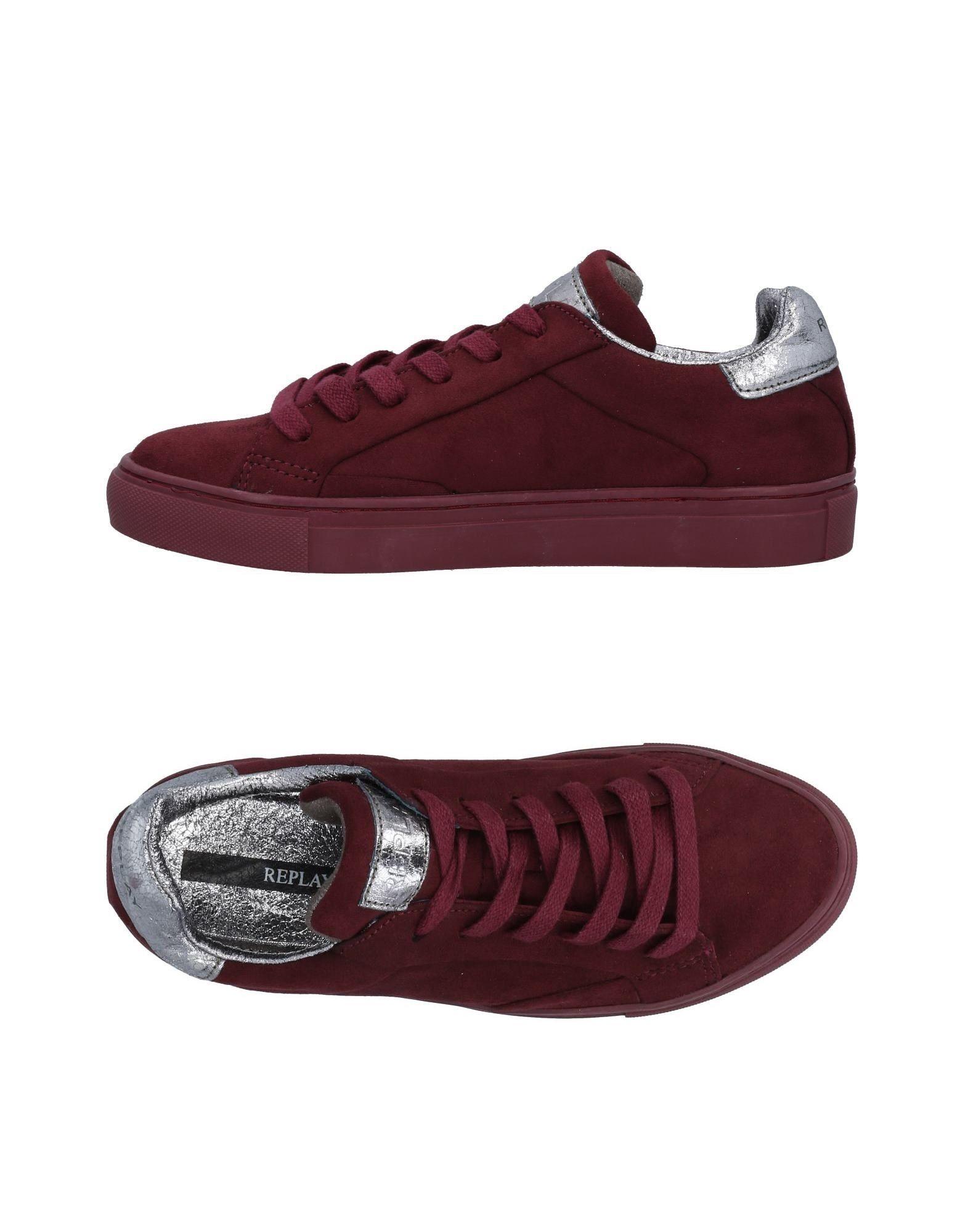Replay Heiße Sneakers Damen  11493199QB Heiße Replay Schuhe 3d288b