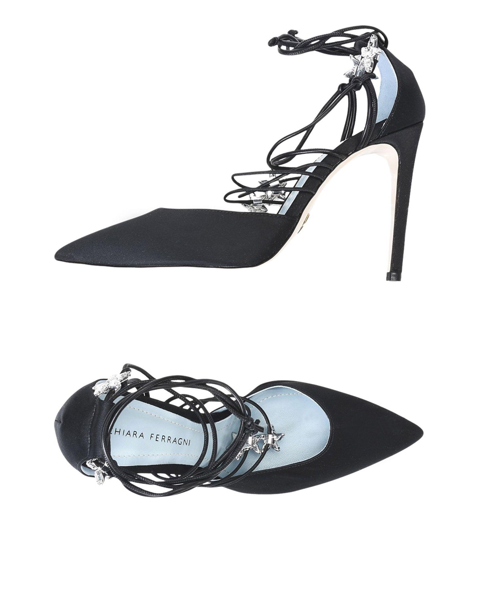 Rabatt Damen Schuhe Chiara Ferragni Pumps Damen Rabatt  11493203DI 35b796