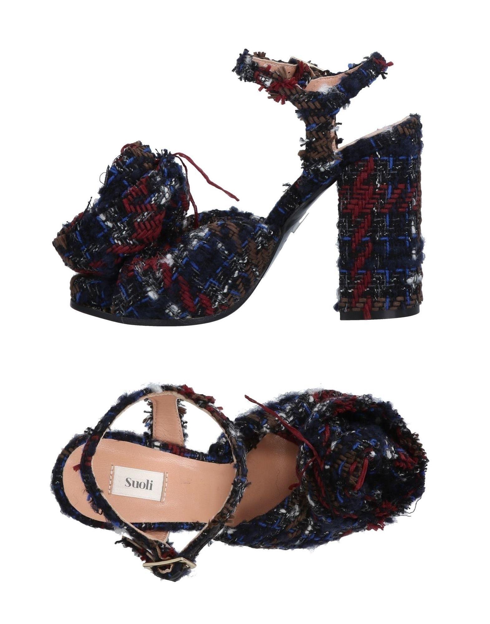 Stilvolle billige Schuhe Suoli  Sandalen Damen  Suoli 11493218KI 1558a3