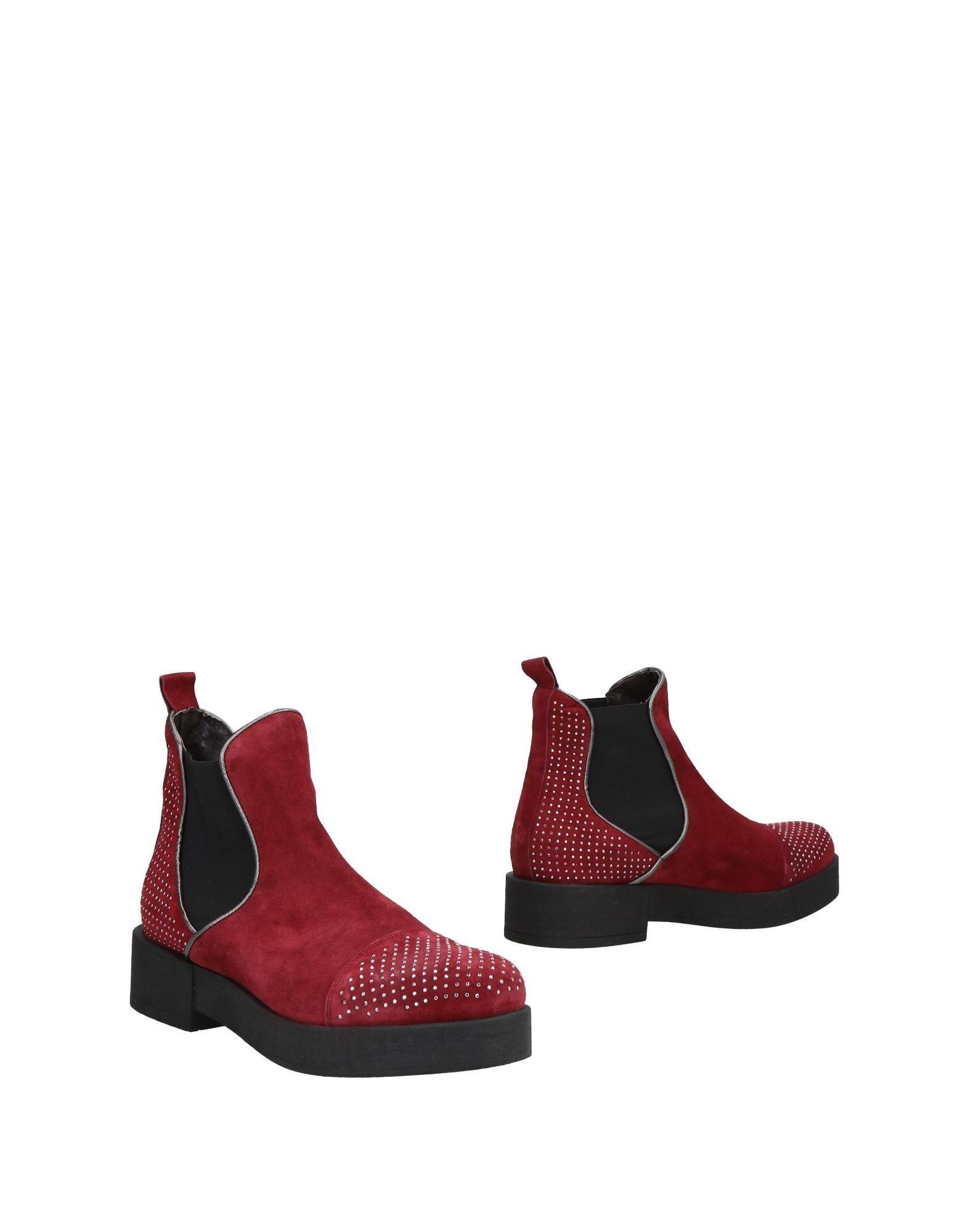 Gut um billige Schuhe zu tragenNila & Nila Chelsea Boots Damen  11493225WE