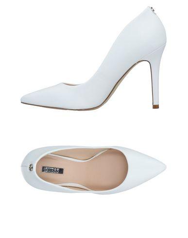 Cómodo y bien parecido Zapato De Salón Guess Mujer 11493251WX - Salones Guess - 11493251WX Mujer Blanco f47772