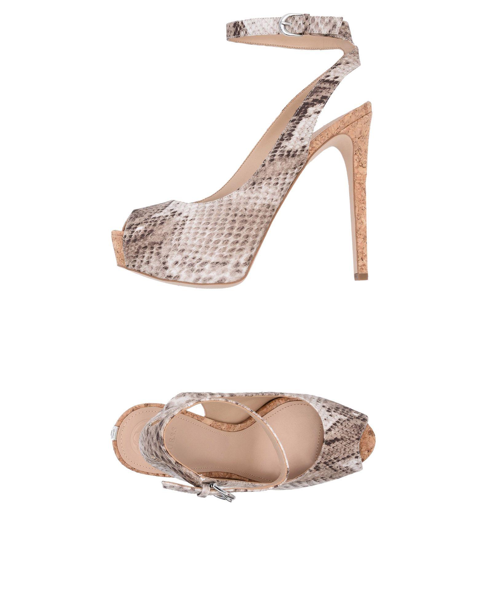 Guess Sandals Sandals - Women Guess Sandals Guess online on  United Kingdom - 11493257JI aa5861