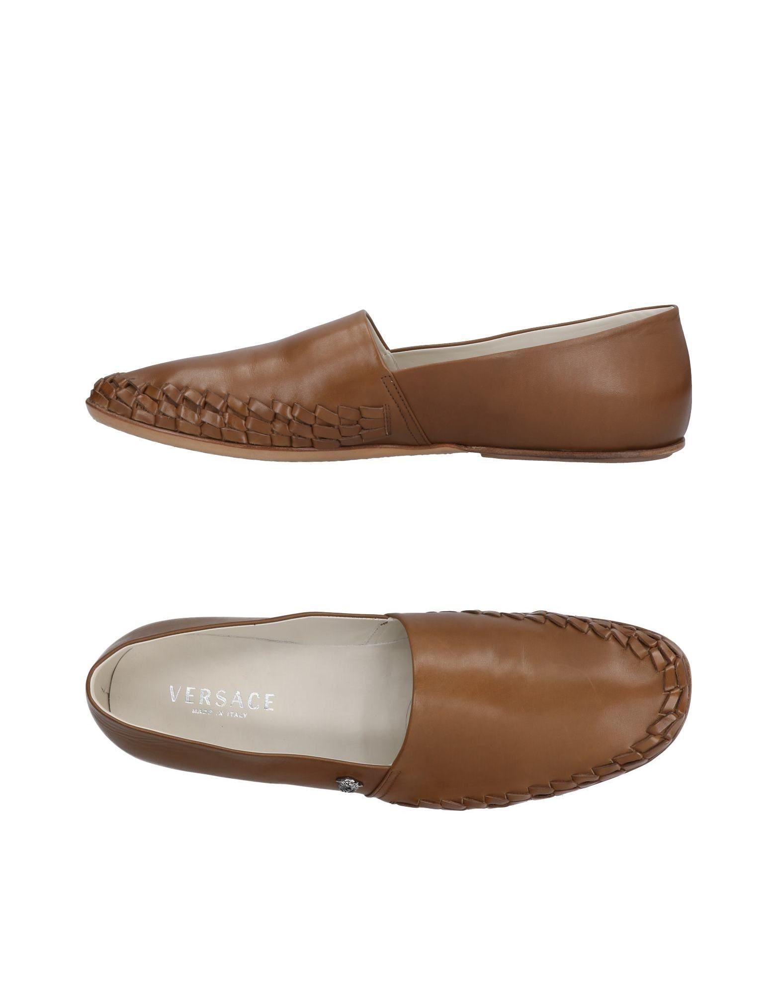 Günstige und modische Schuhe Versace Mokassins Herren  11493273SQ