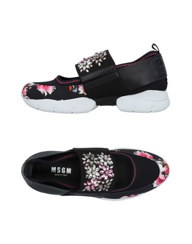 Zapatos casuales salvajes Zapatillas Msgm Mujer - Zapatillas Msgm   - 11493298DD Negro