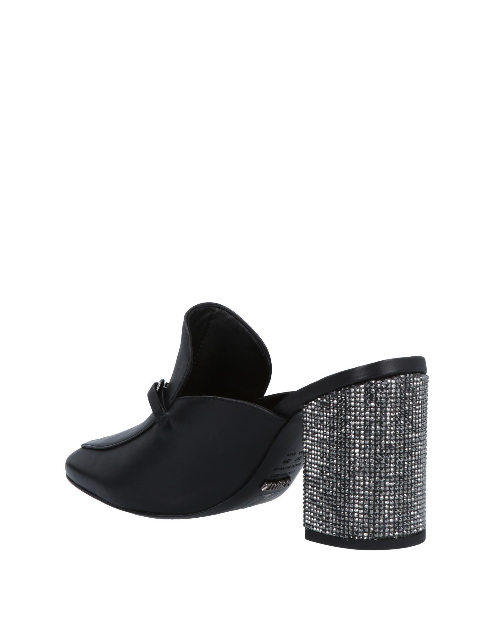 Stilvolle Schutz billige Schuhe Schutz Stilvolle Pantoletten Damen  11493337XE c5b8b3