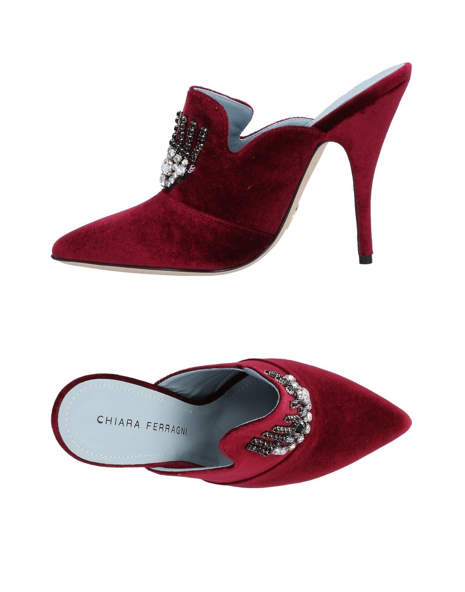Rabatt Damen Schuhe Chiara Ferragni Pantoletten Damen Rabatt  11493385RA 5c1d67