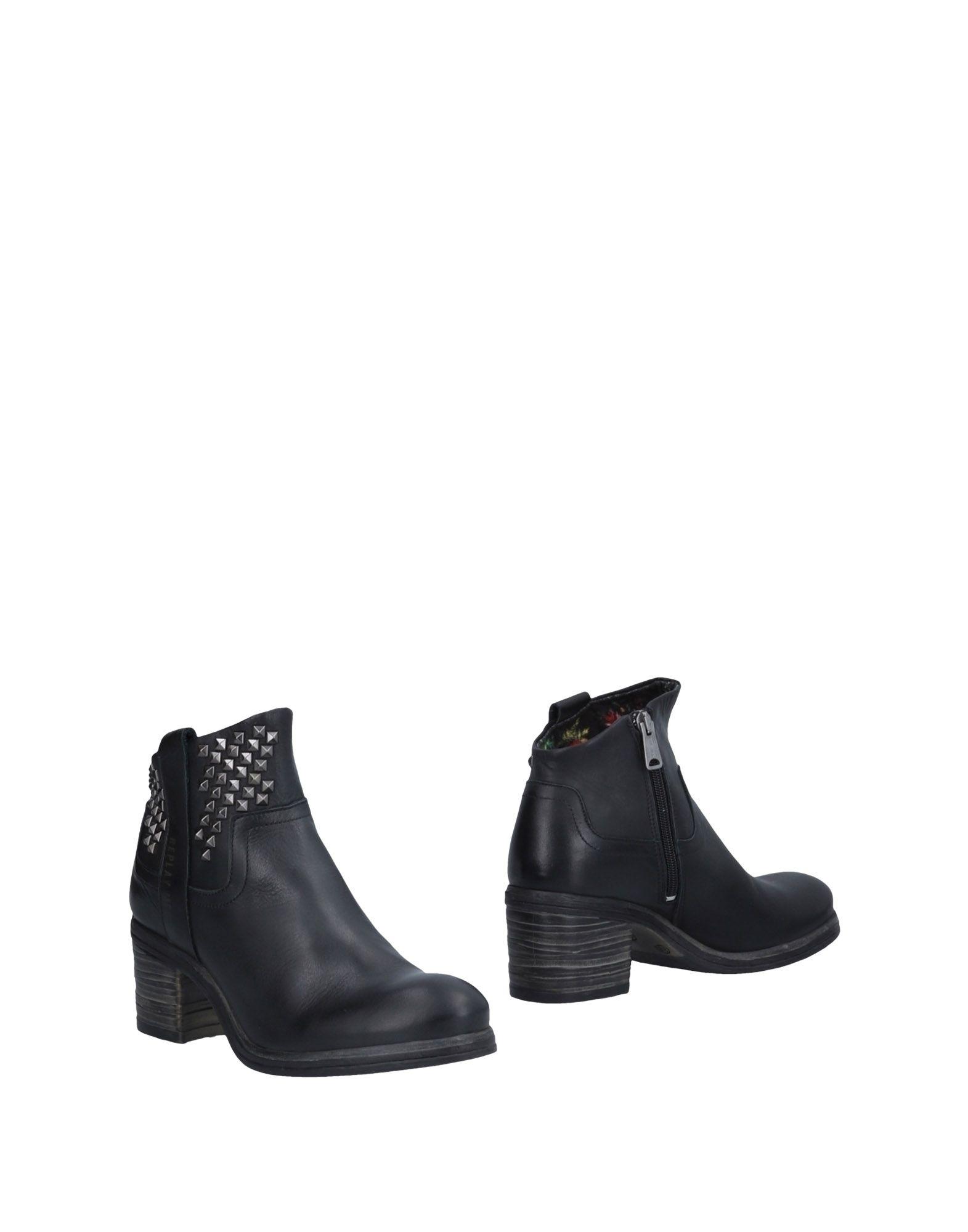 Gut um billige Damen Schuhe zu tragenReplay Stiefelette Damen billige  11493403QD c2b710
