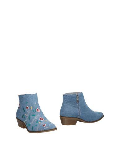 Zapatos de hombre y mujer de de mujer promoción por tiempo limitado Botín Guess Mujer - Botines Guess - 11493444RO Azul marino a069b7