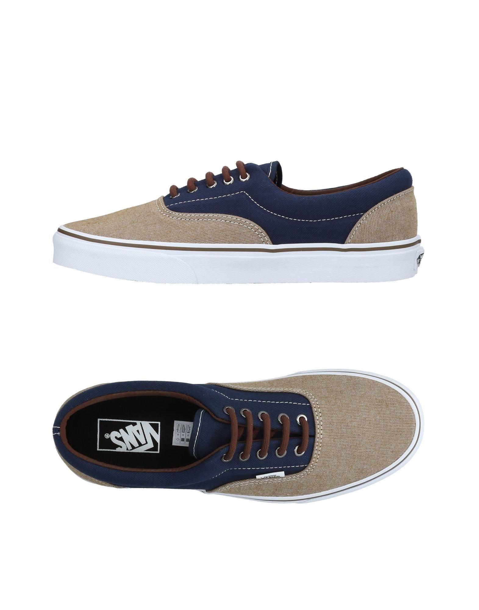 Sneakers Vans Homme - Sneakers Vans  Sable Meilleur modèle de vente