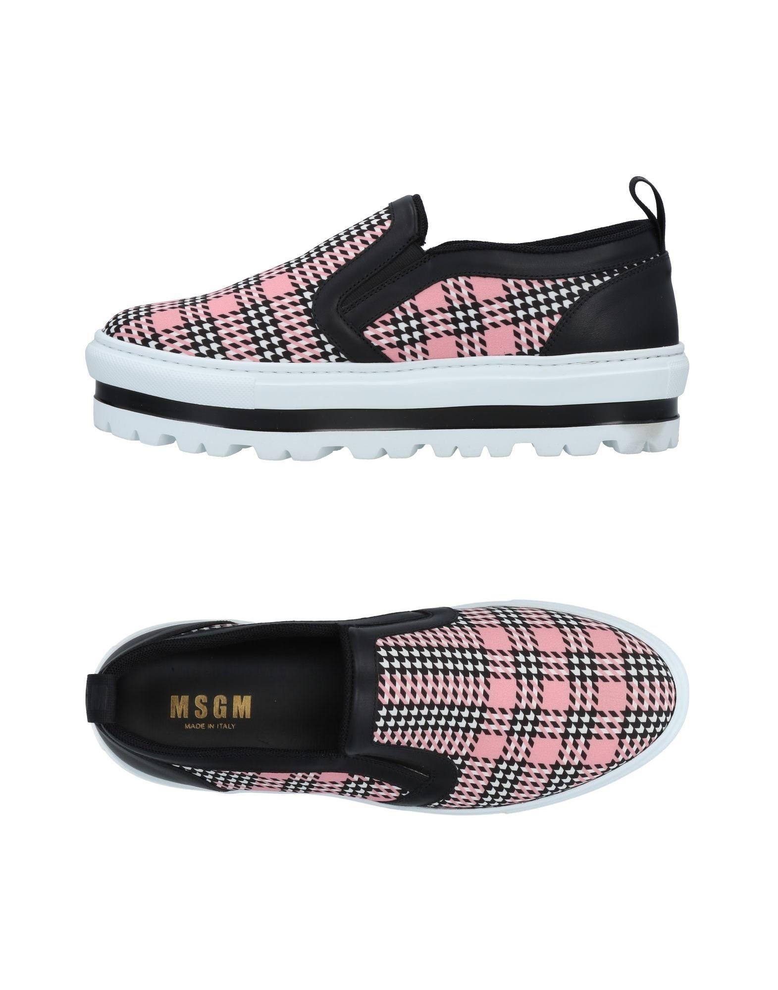 A buon mercato Sneakers Msgm Donna - 11493539SL