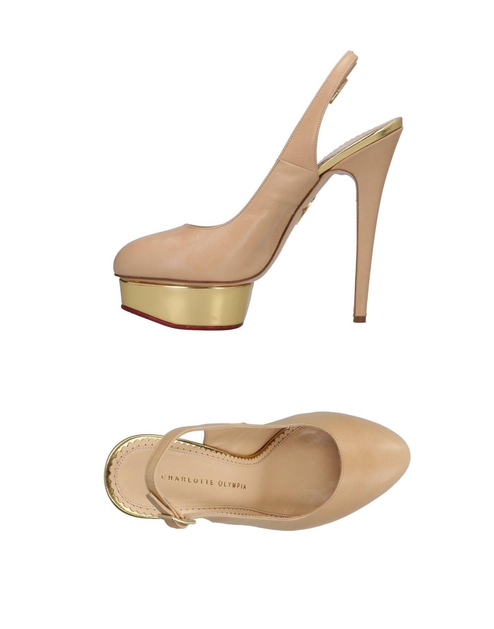Charlotte Olympia Pumps Damen  11493584UMGut aussehende strapazierfähige Schuhe