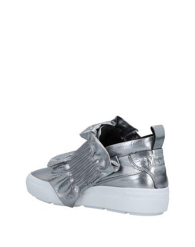 Msgm Sneakers Donna Scarpe Argento