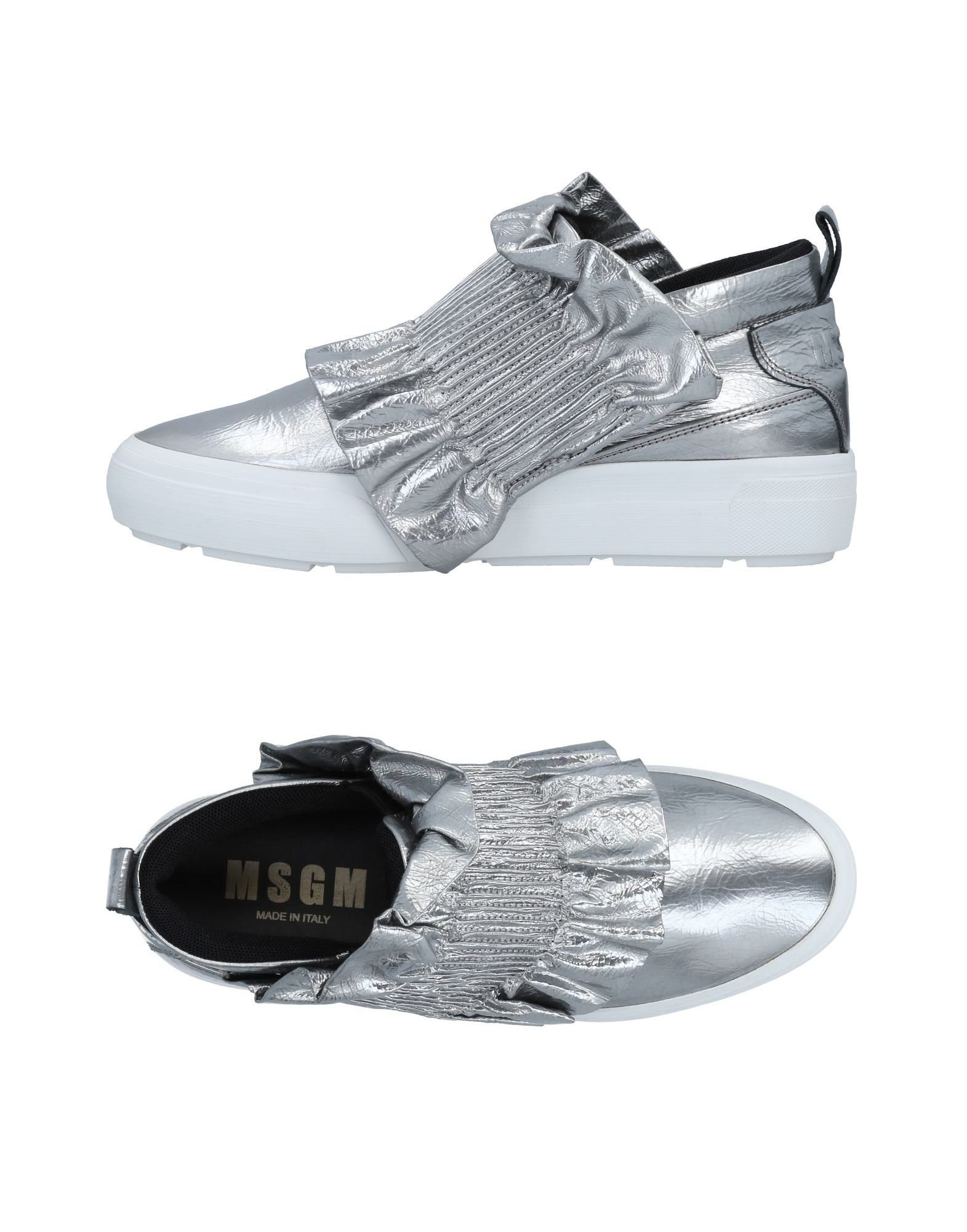 Msgm Sneakers Damen  11493595CJGut aussehende strapazierfähige Schuhe