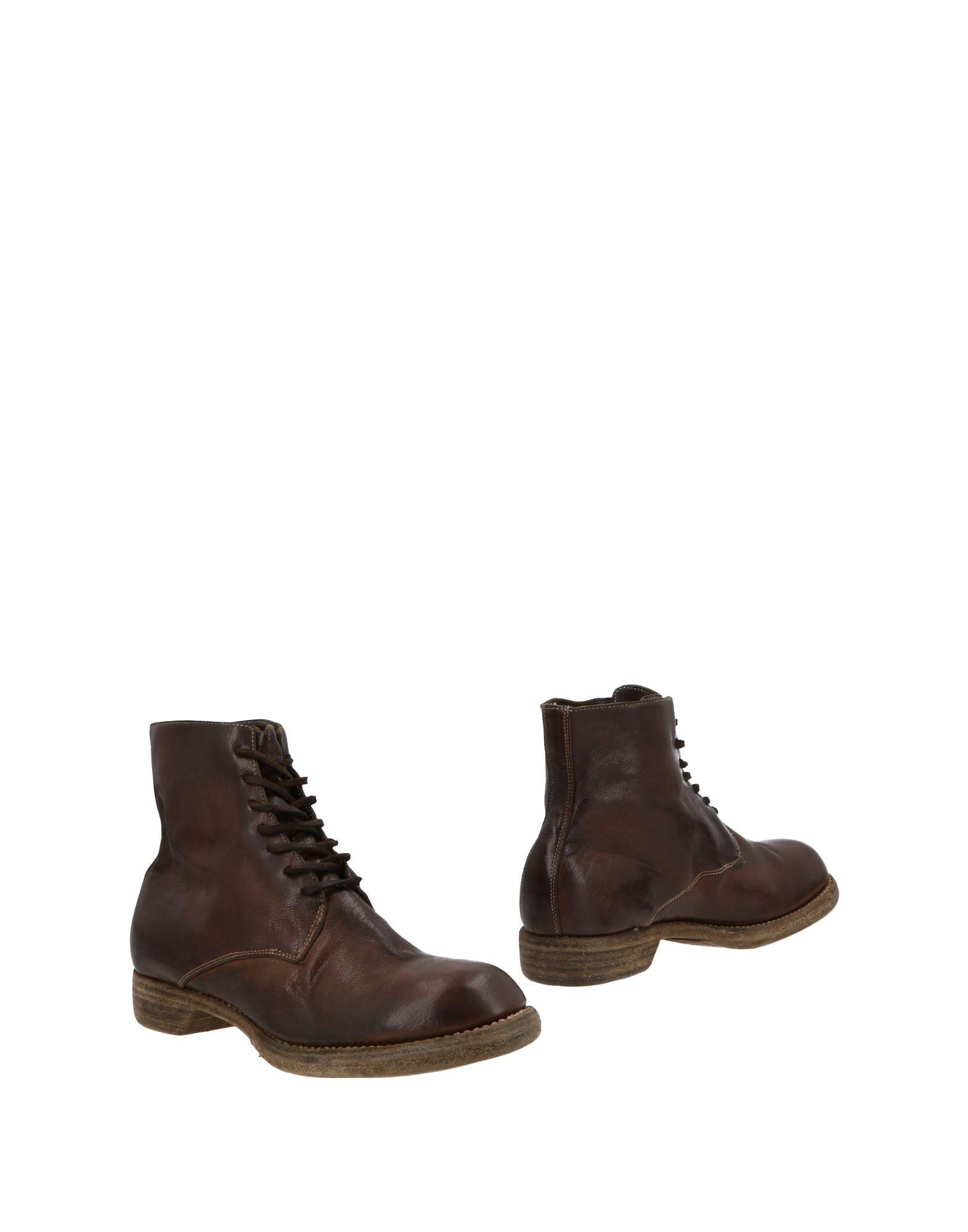 Guidi Stiefelette Herren  11493662BW Gute Qualität beliebte Schuhe