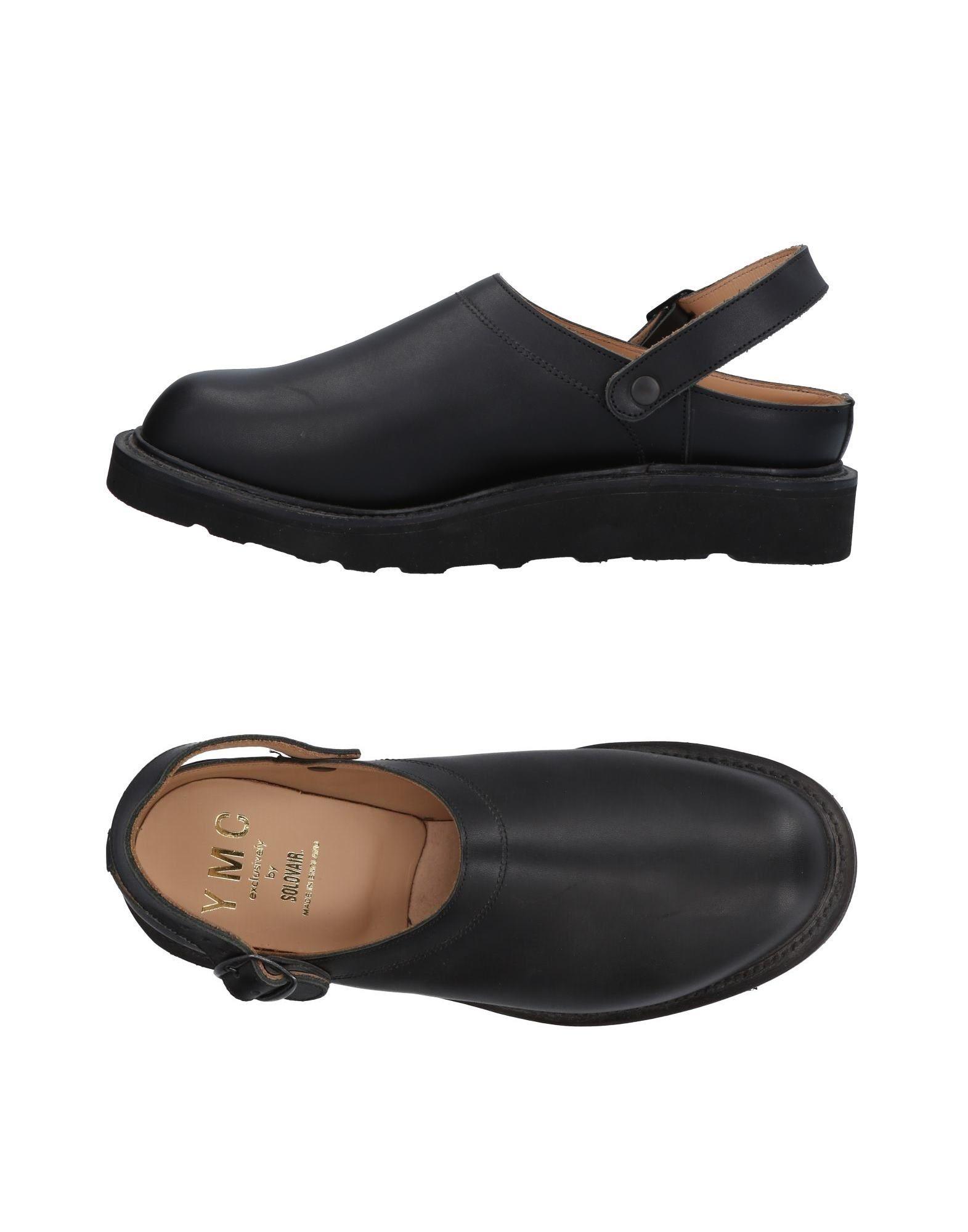 Rabatt echte Schuhe Ymc You Must Create Hausschuhe Herren  11493670SU