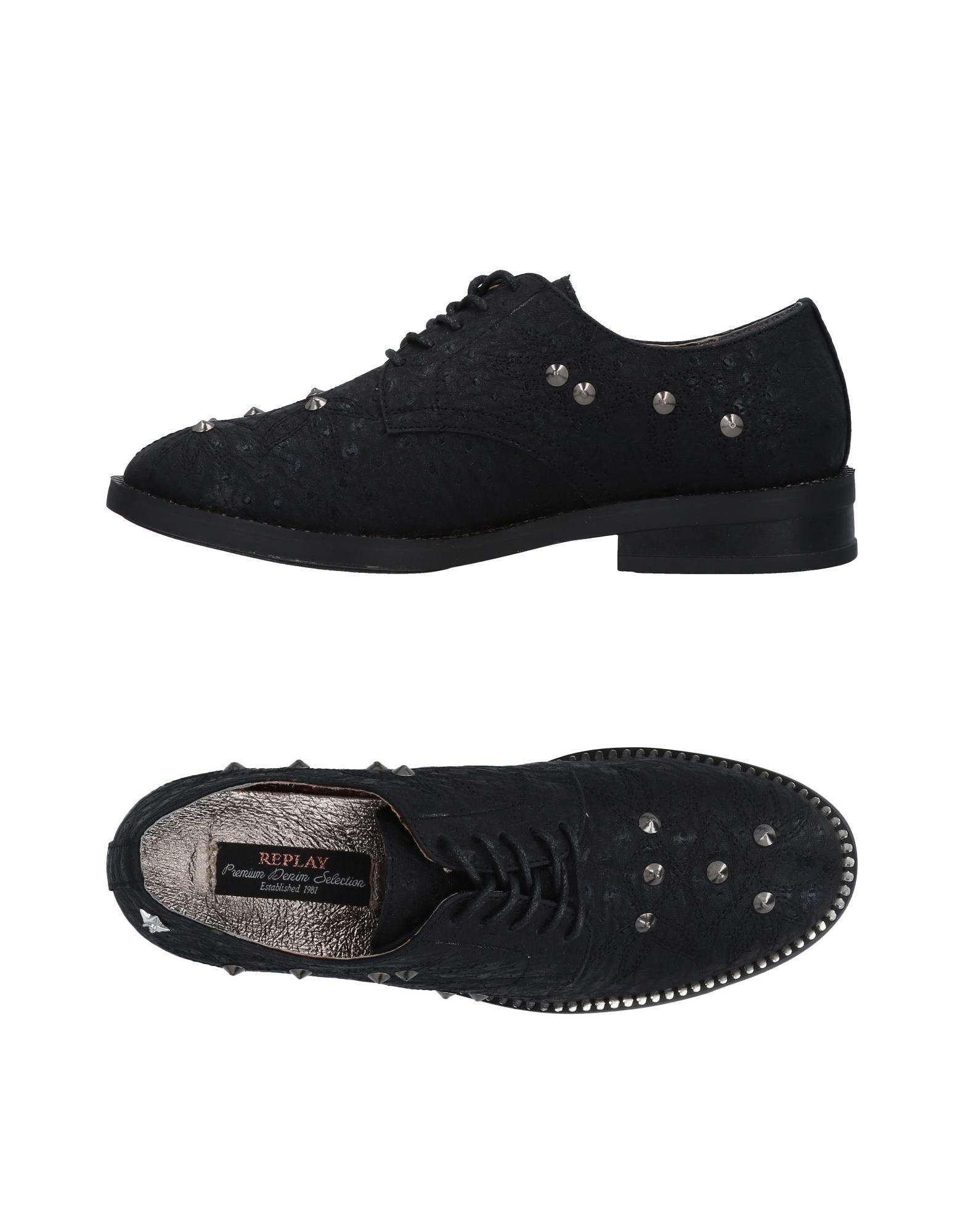 Replay Schnürschuhe Damen 11493677ED Gute Qualität beliebte Schuhe