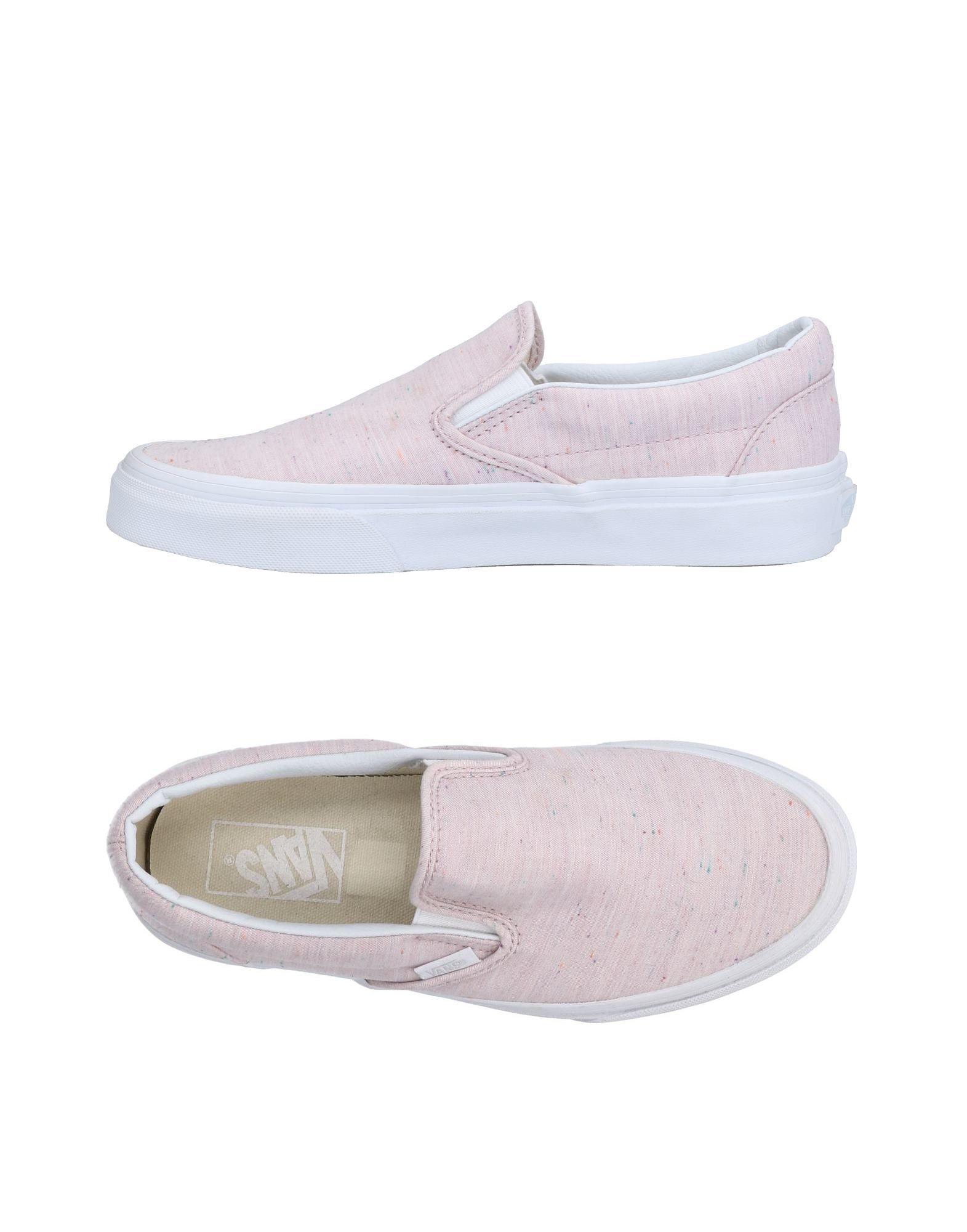 Günstige und modische Schuhe Vans Sneakers Damen  11493709VE