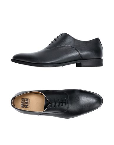 BRAVE GENTLEMAN - Laced shoes