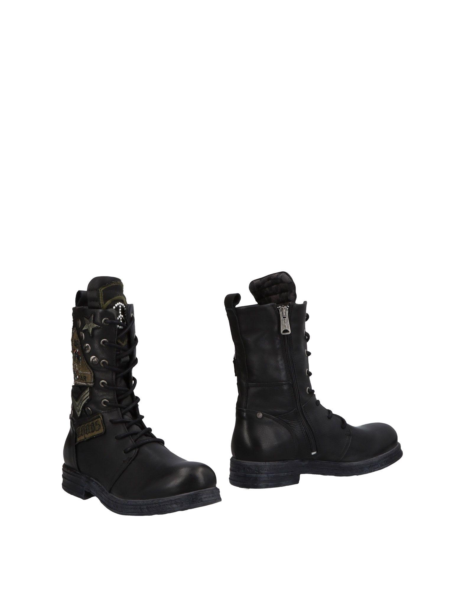 Replay Stiefelette Damen  11493779JXGut aussehende strapazierfähige Schuhe