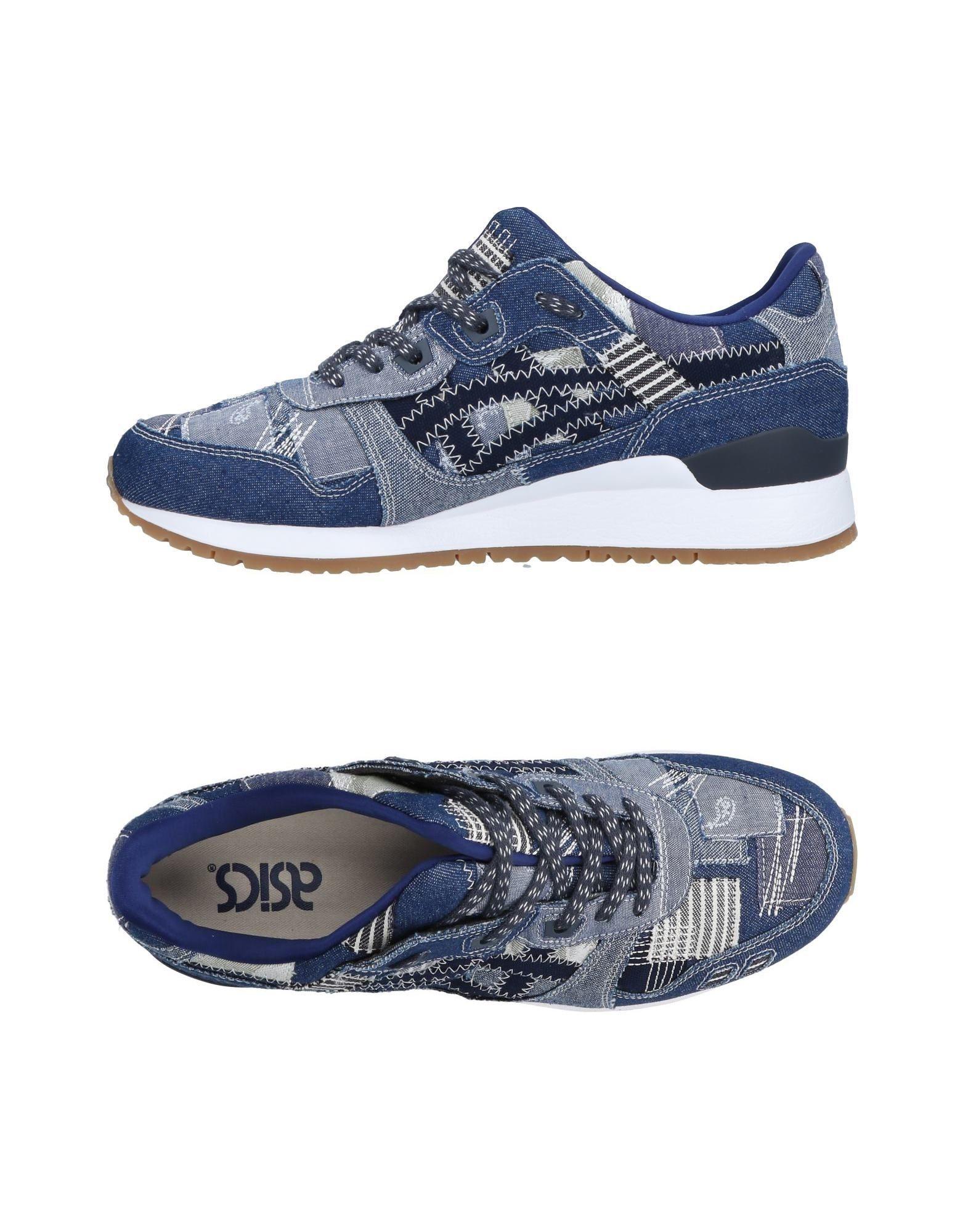 Rabatt echte Schuhe Asics Sneakers Herren  11493829QB