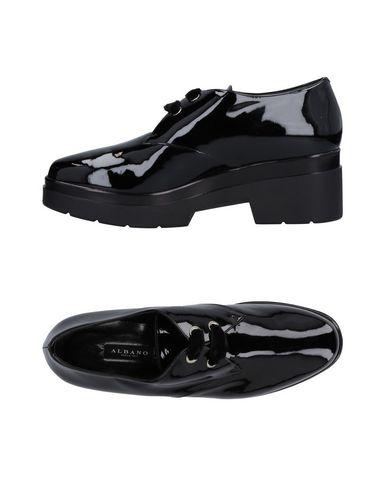 Zapato De Cordones Albano Mujer - - Zapatos De Cordones Albano - - 11493921OR Negro f7418c