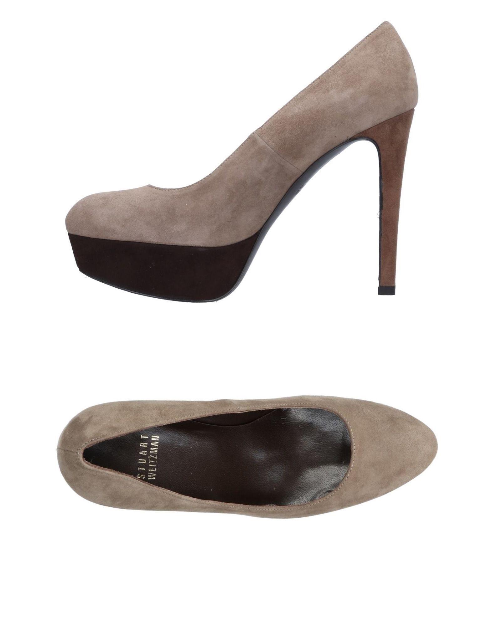 Rabatt Schuhe Stuart Weitzman Pumps Damen  11493974WT