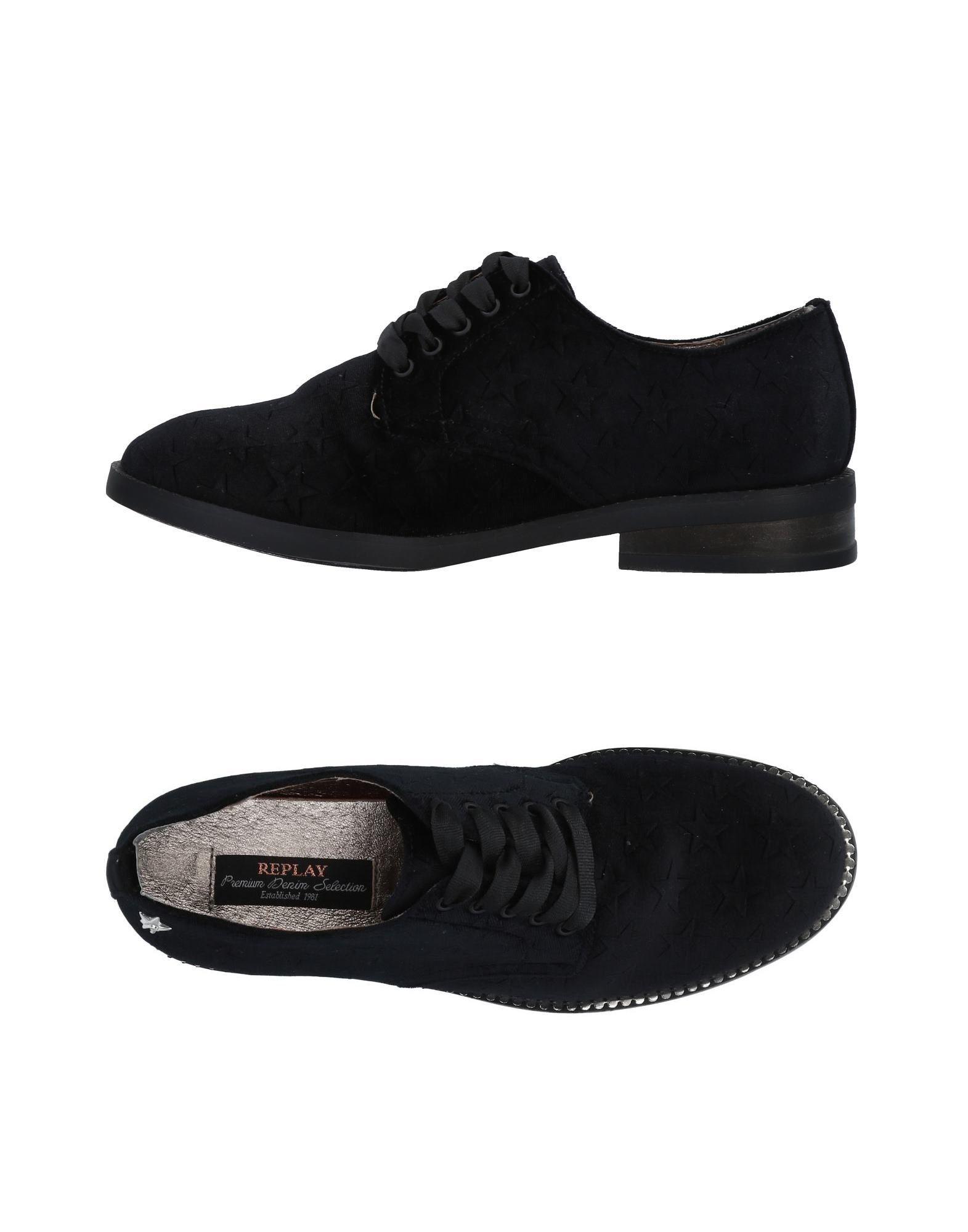 Replay Schnürschuhe Damen  11493996OH Gute Qualität beliebte Schuhe