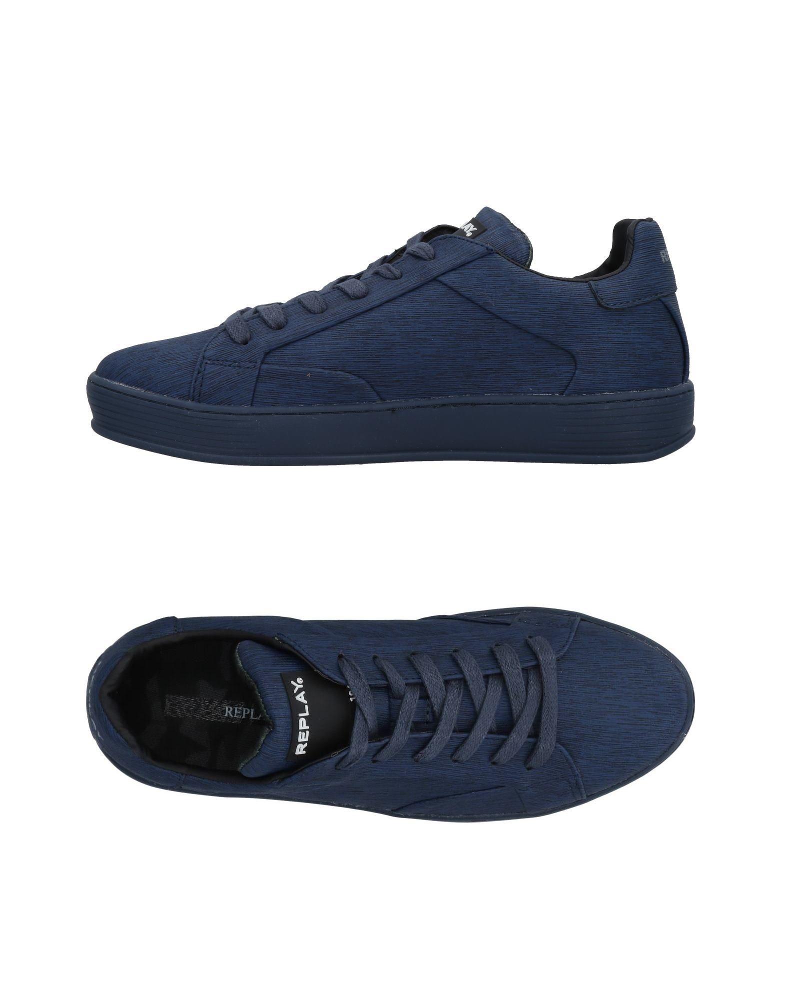 Moda Sneakers Replay Uomo - 11494001QA
