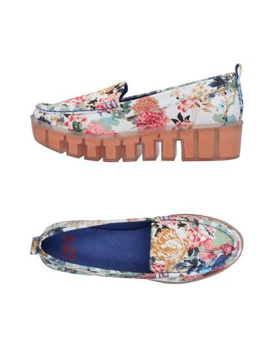 Los zapatos más populares para hombres y - mujeres Mocasín Stefania Mujer - y Mocasines Stefania - 11494019VP Blanco 00fc04