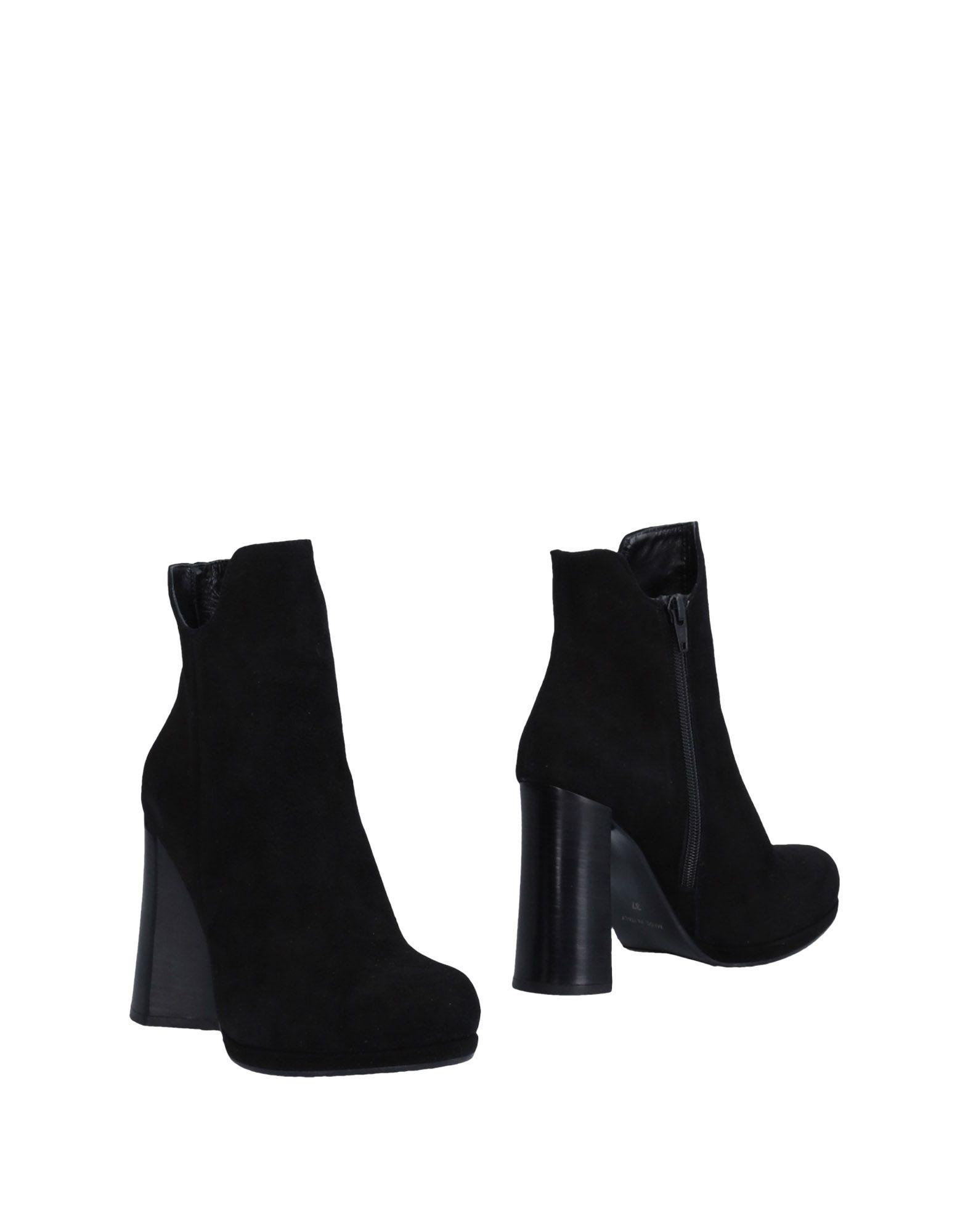 Stilvolle billige Schuhe Tattoo Stiefelette Damen  11494083AT