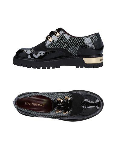 Zapato Mujer De Cordones Loretta Pettinari Mujer Zapato - Zapatos De Cordones Loretta Pettinari - 11494098OJ Negro 197e2d