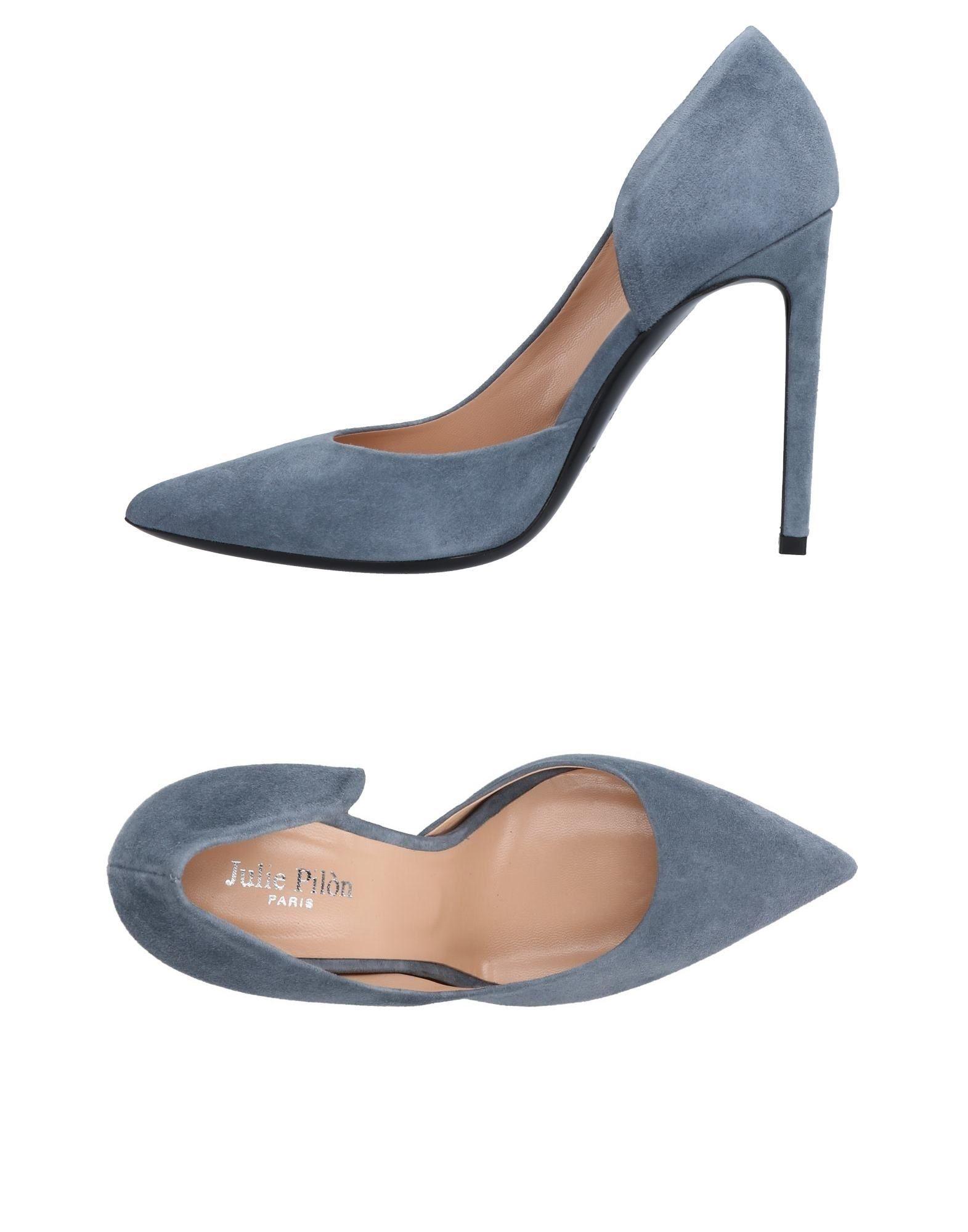 Gut um billige Damen Schuhe zu tragenJulie Pilòn Paris Pumps Damen billige  11494113FV 2b3b31