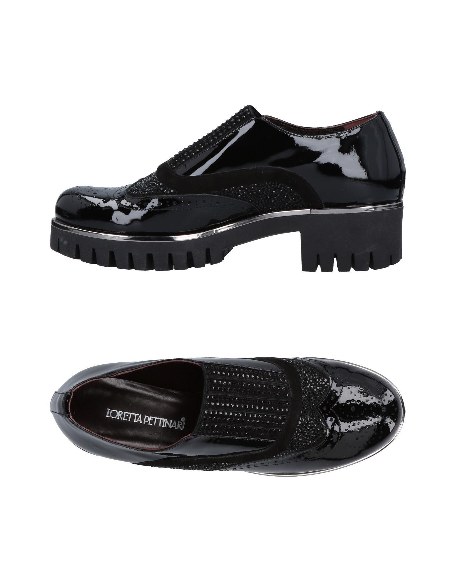Loretta Pettinari Mokassins aussehende Damen  11494138LKGut aussehende Mokassins strapazierfähige Schuhe f0e010