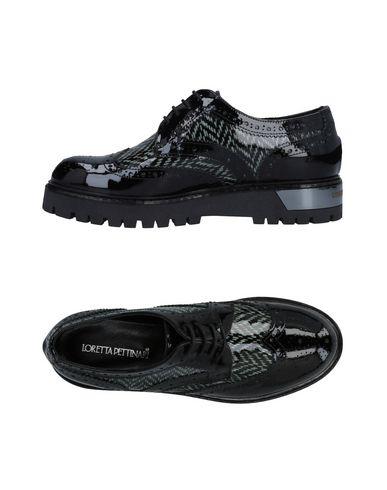 Zapato De De Zapato Cordones Loretta Pettinari Mujer - Zapatos De Cordones Loretta Pettinari - 11494183DG Negro 808c69