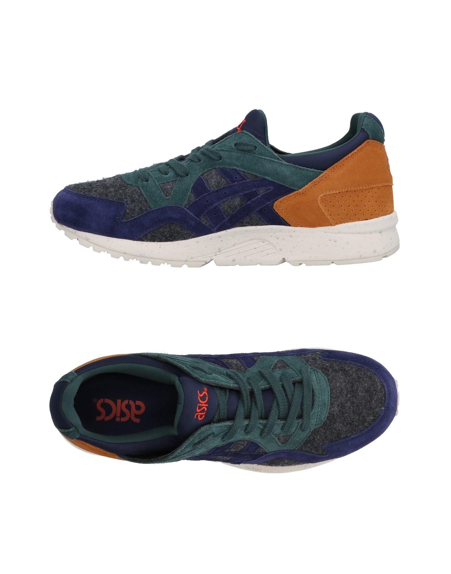 Rabatt echte Schuhe Asics Sneakers Herren  11494202AH