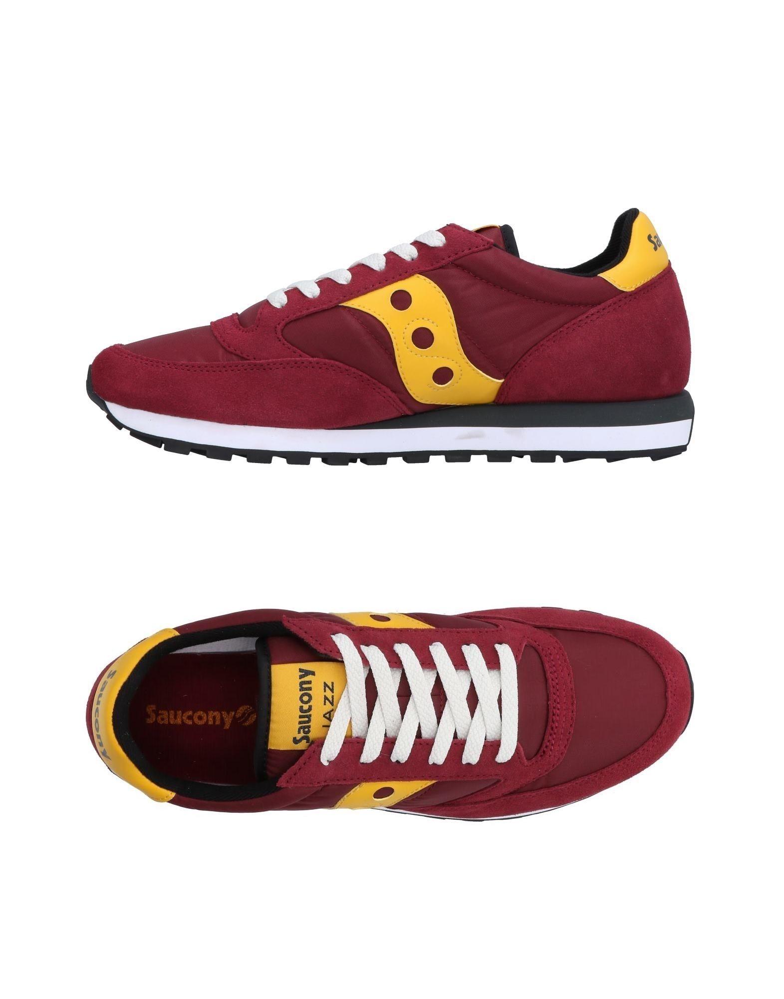 Rabatt echte Schuhe Saucony Sneakers Herren  11494232VI