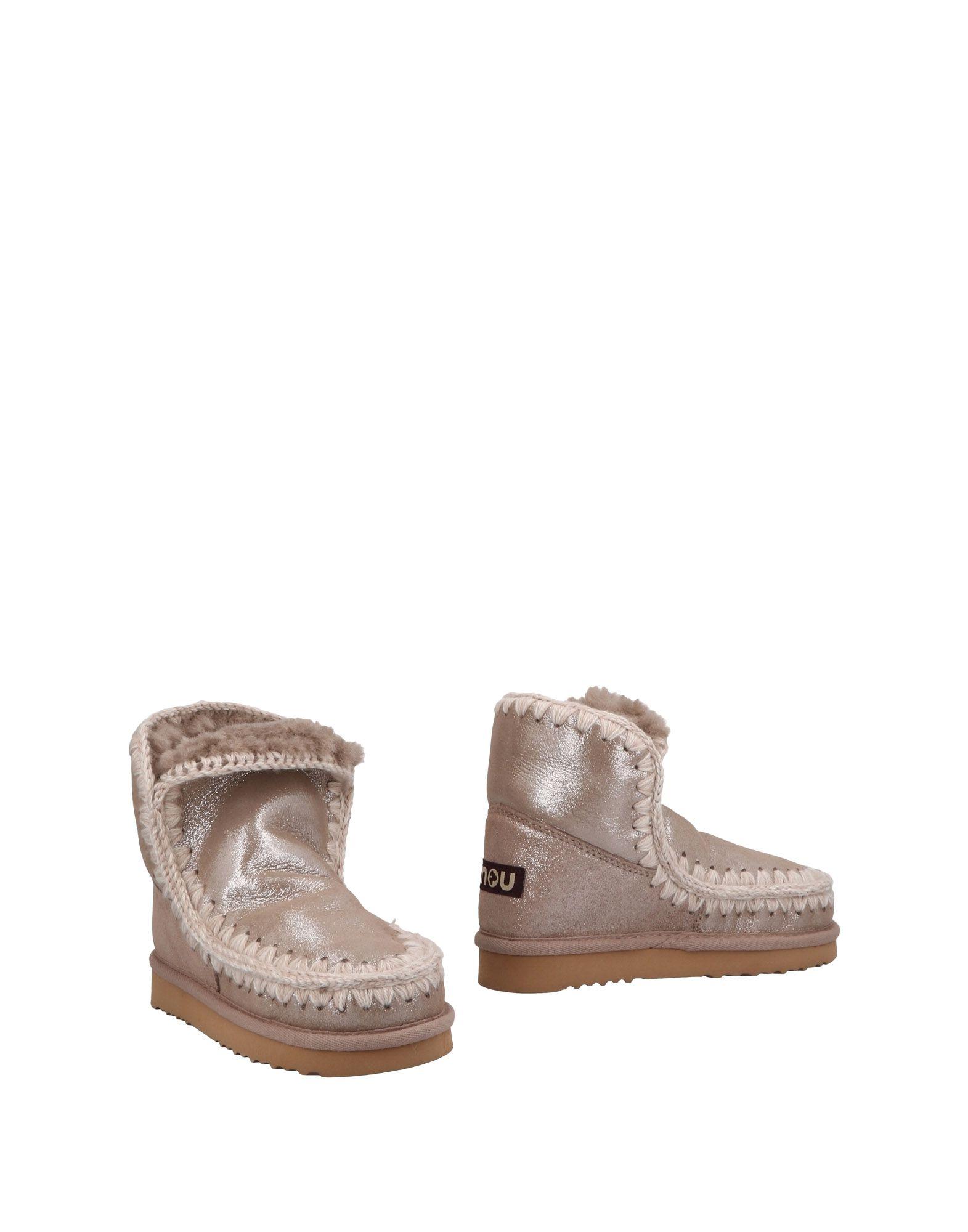Mou Heiße Stiefelette Damen  11494276XQ Heiße Mou Schuhe c255b2