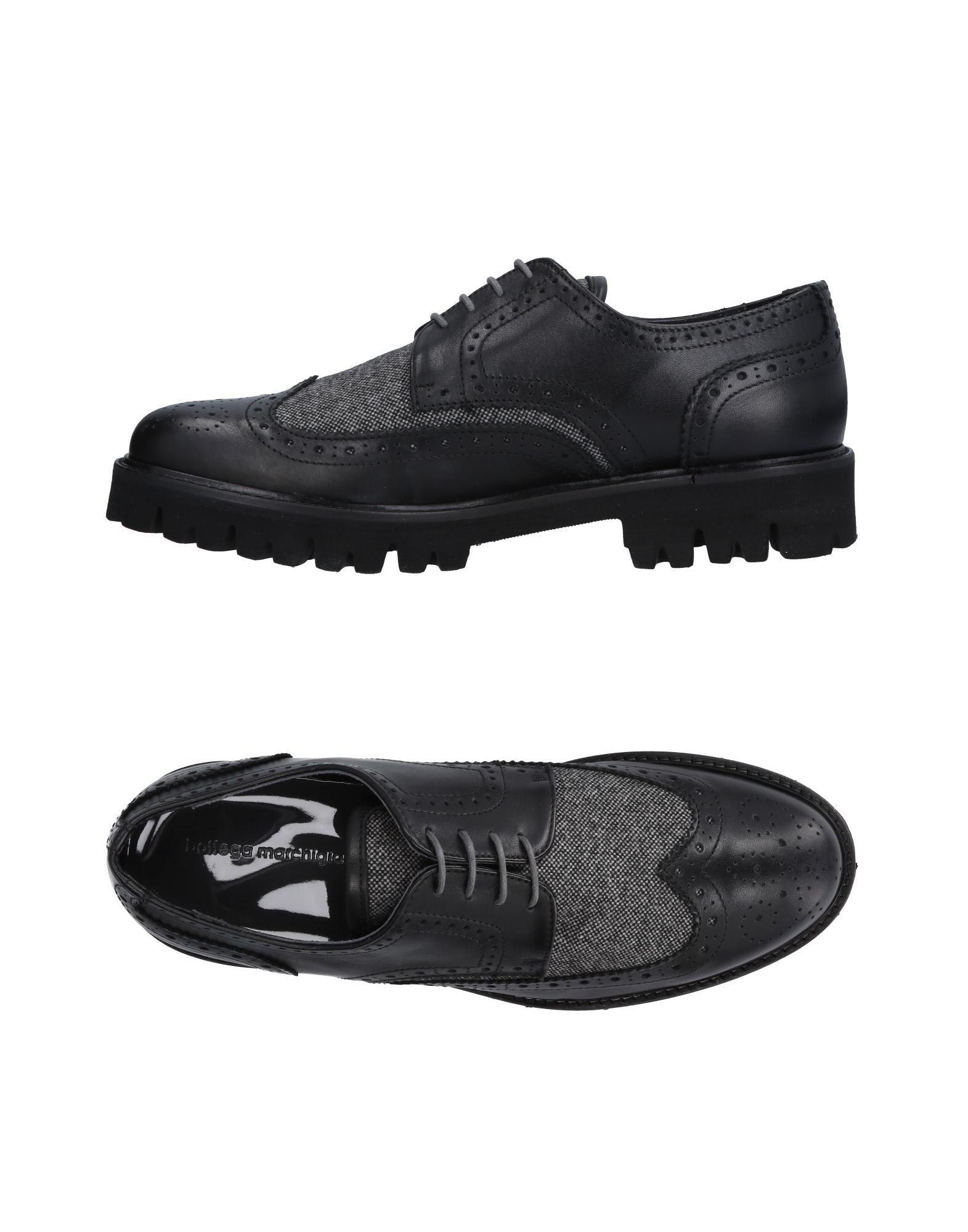 Rabatt echte Schuhe Bottega Marchigiana Schnürschuhe Herren  11494281VV