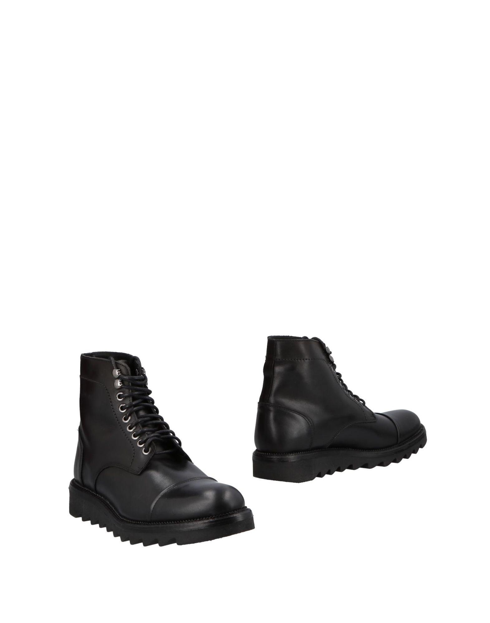 Rabatt echte Schuhe Bottega Marchigiana Stiefelette  Herren  Stiefelette 11494331TL 582063