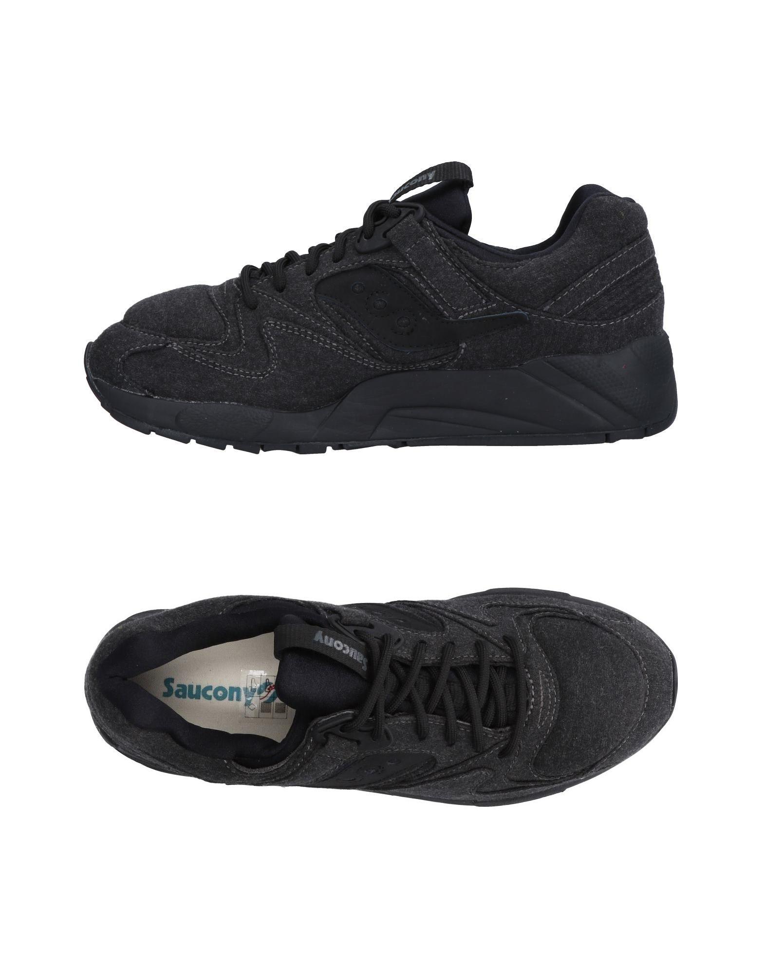 Rabatt echte Schuhe Saucony Sneakers Herren  11494334SC