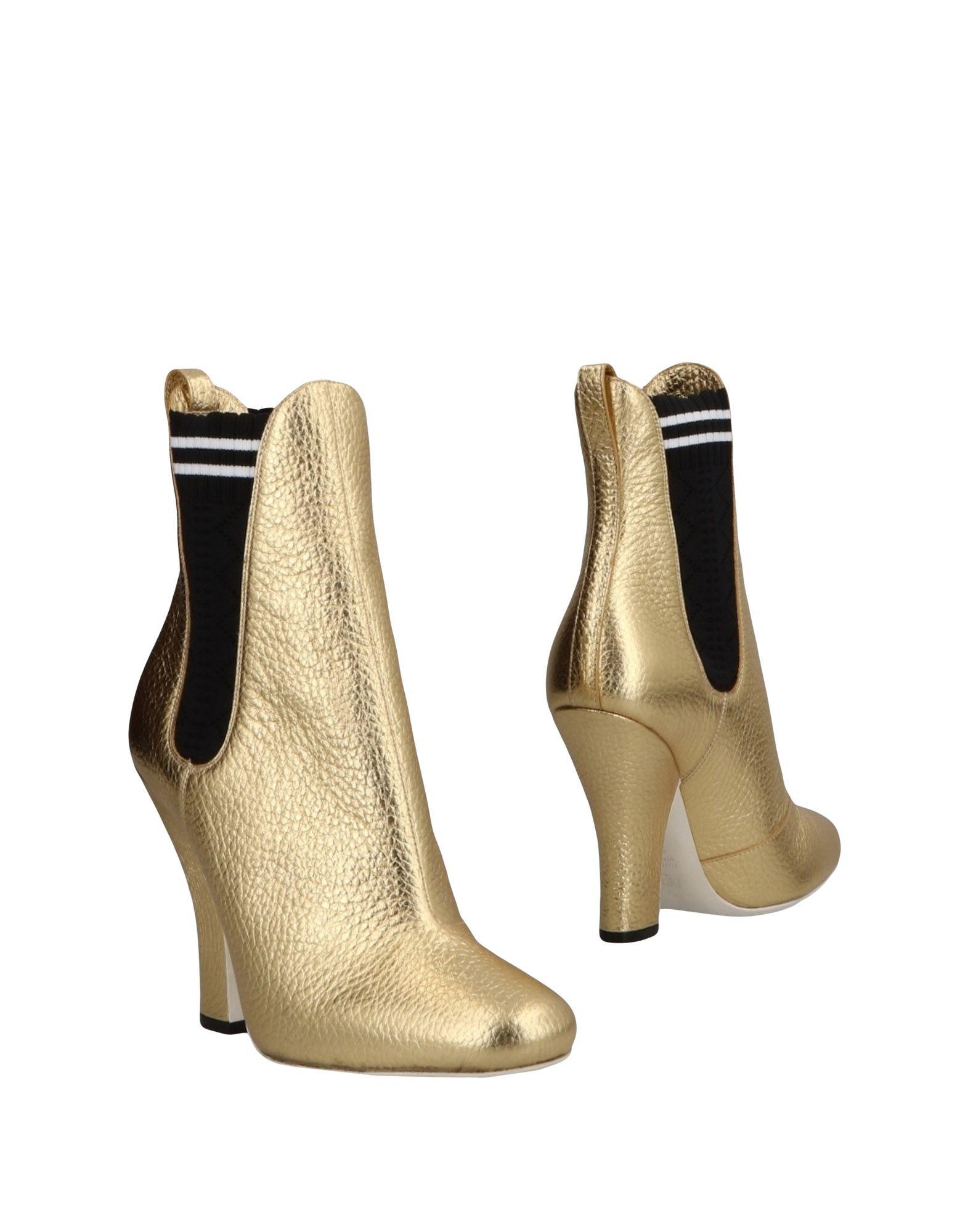 Fendi Chelsea Boots Damen  11494445CXGünstige gut aussehende Schuhe