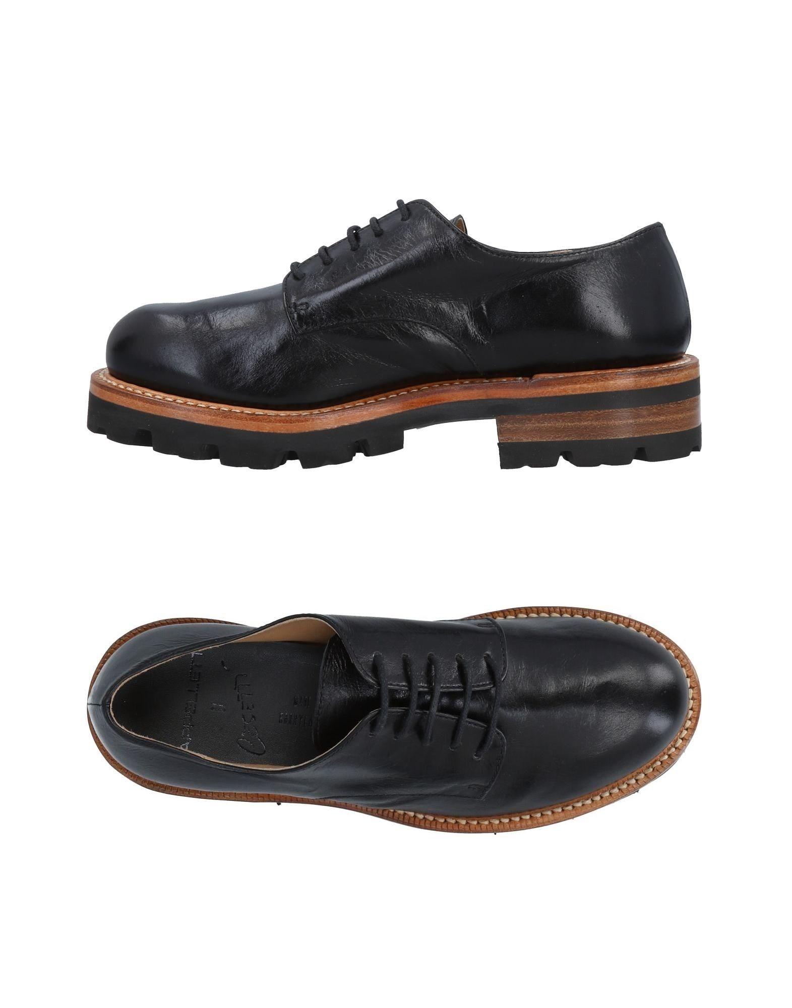 Stilvolle billige Schuhe Cappelletti Schnürschuhe Damen  11494467DF