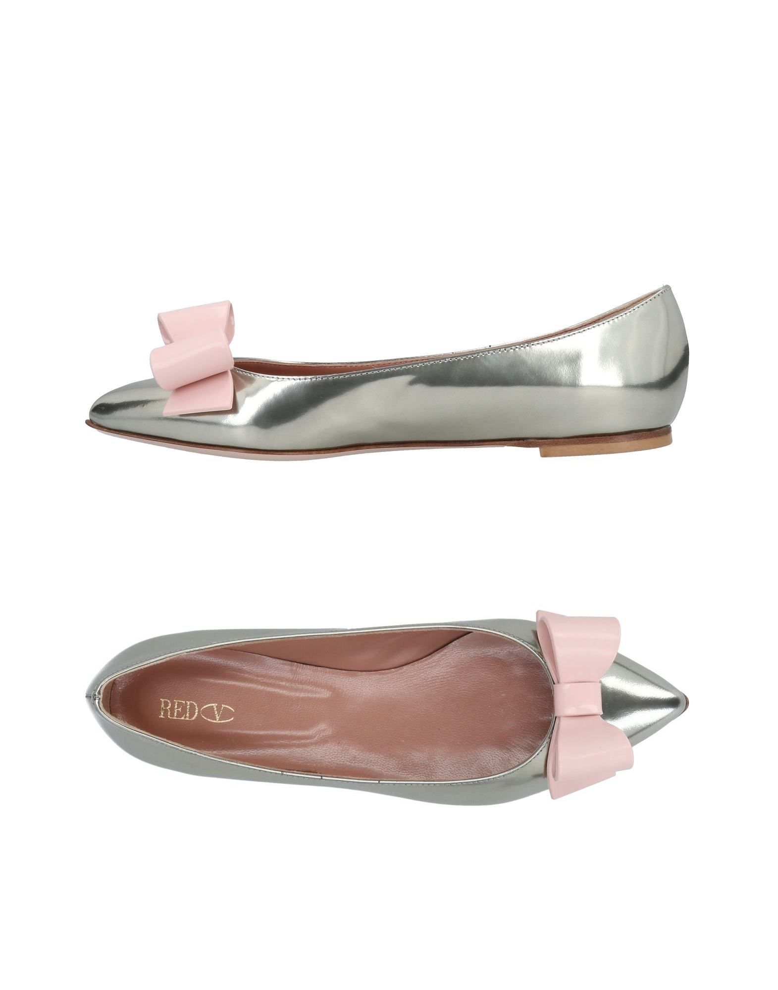 Stilvolle billige Schuhe Red(V) Ballerinas Damen  11494500GX