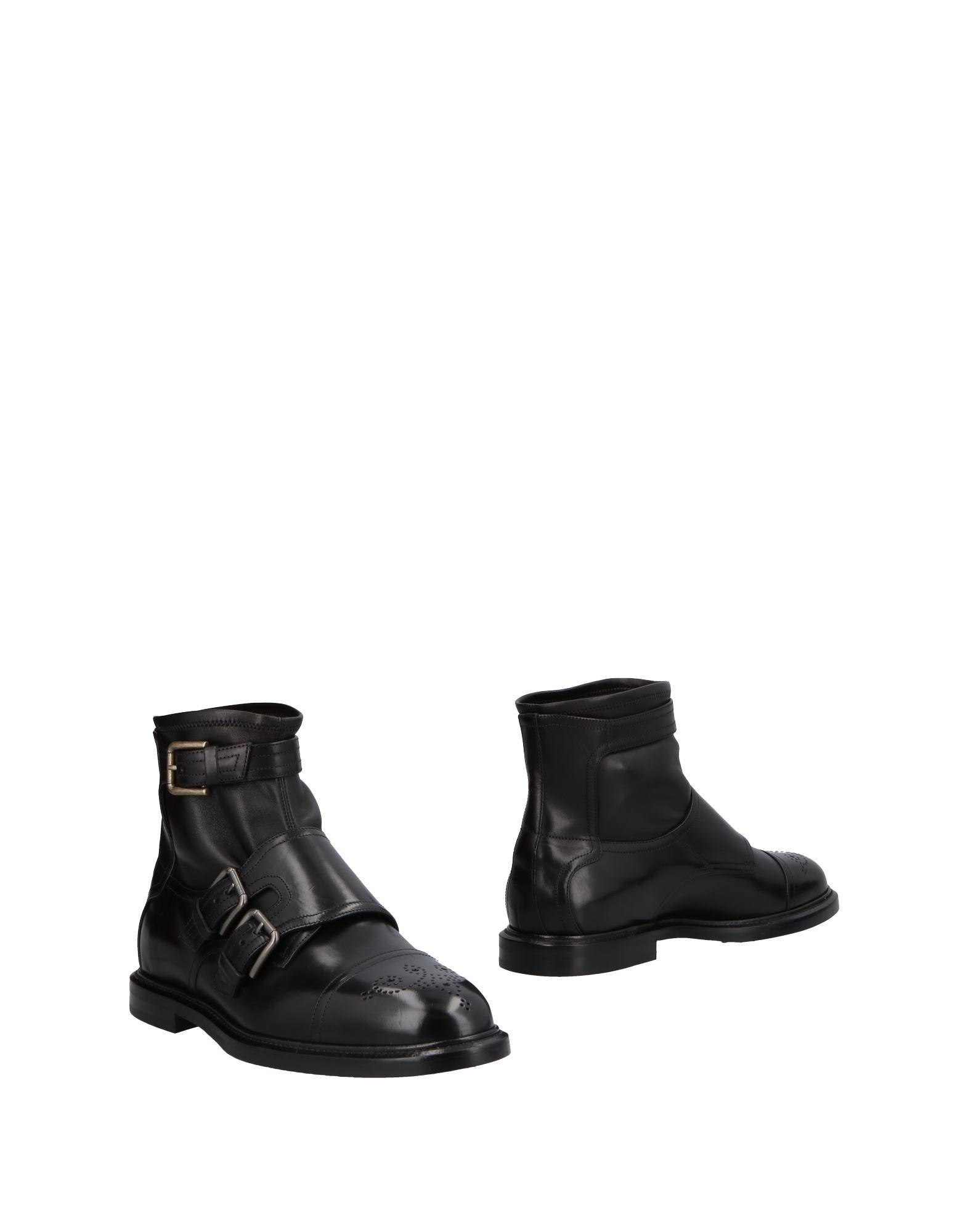 Dolce & Gabbana Stiefelette Herren  11494551XN