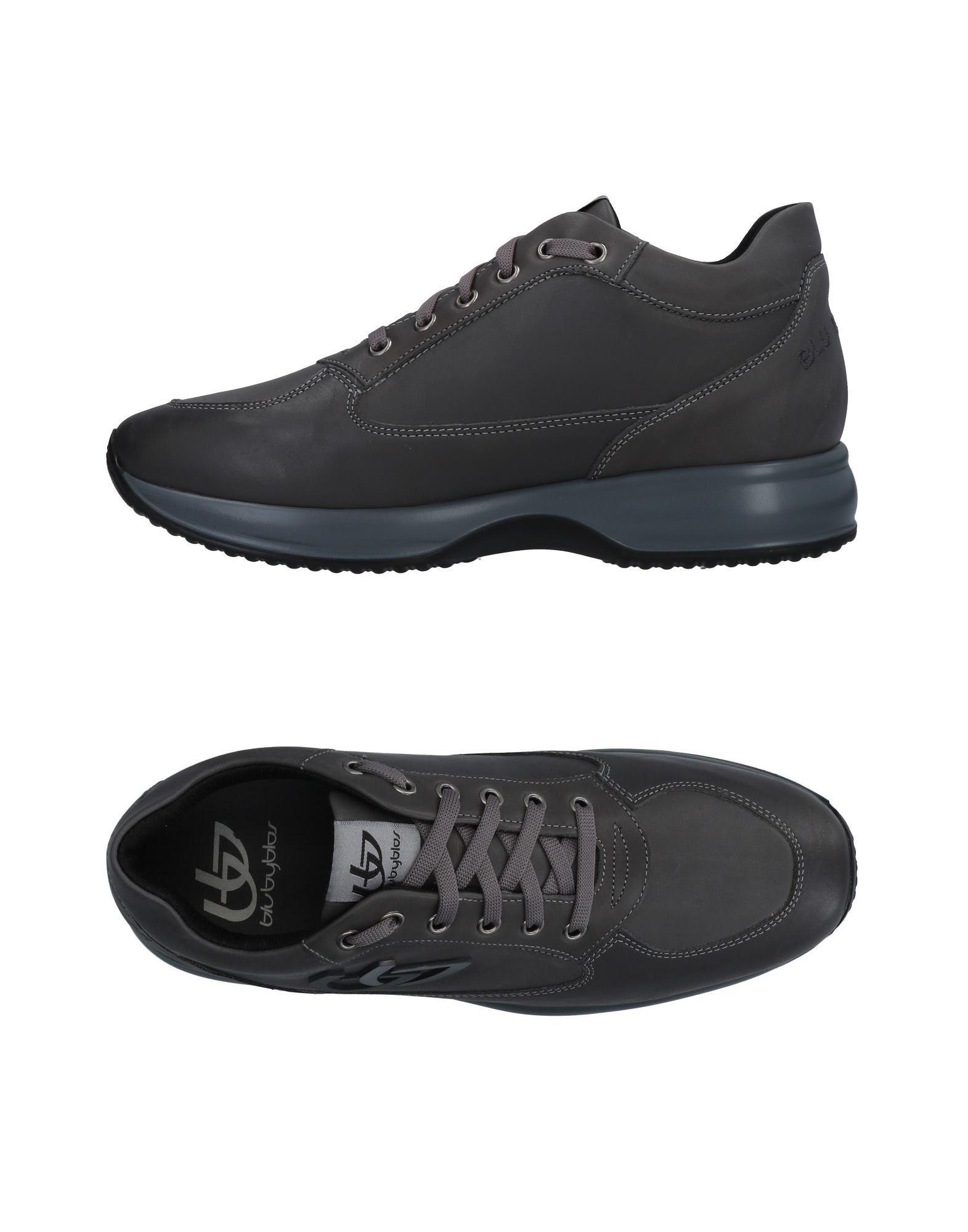 Rabatt echte Schuhe Blu Byblos Sneakers Herren  11494569LI