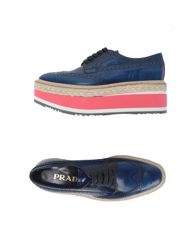 ba2f1e585b Παπούτσι Με Κορδόνια Prada Γυναίκα - Παπούτσια Με Κορδόνια Prada στο ...