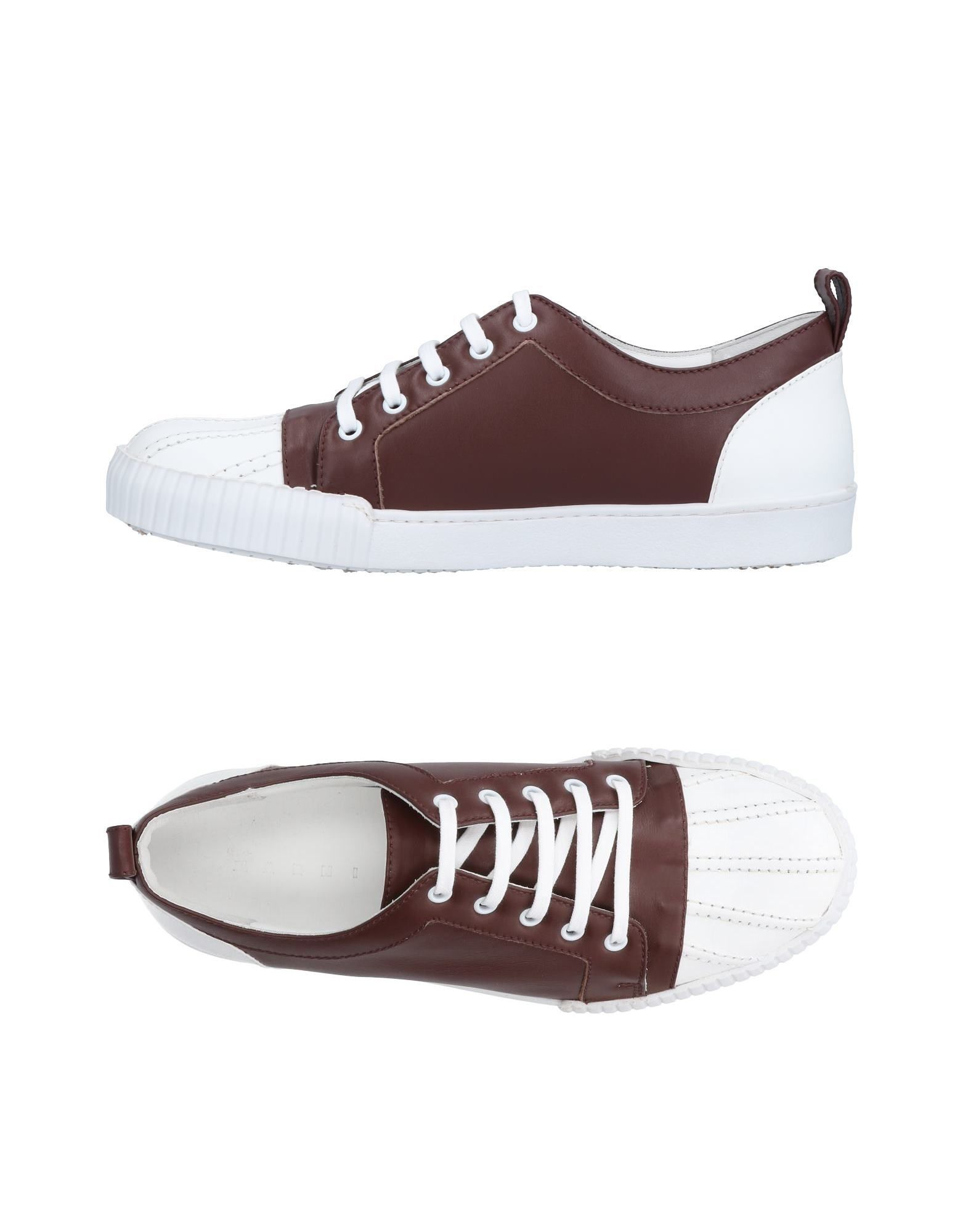 Günstige und modische Schuhe Marni Sneakers Herren  11494576BO