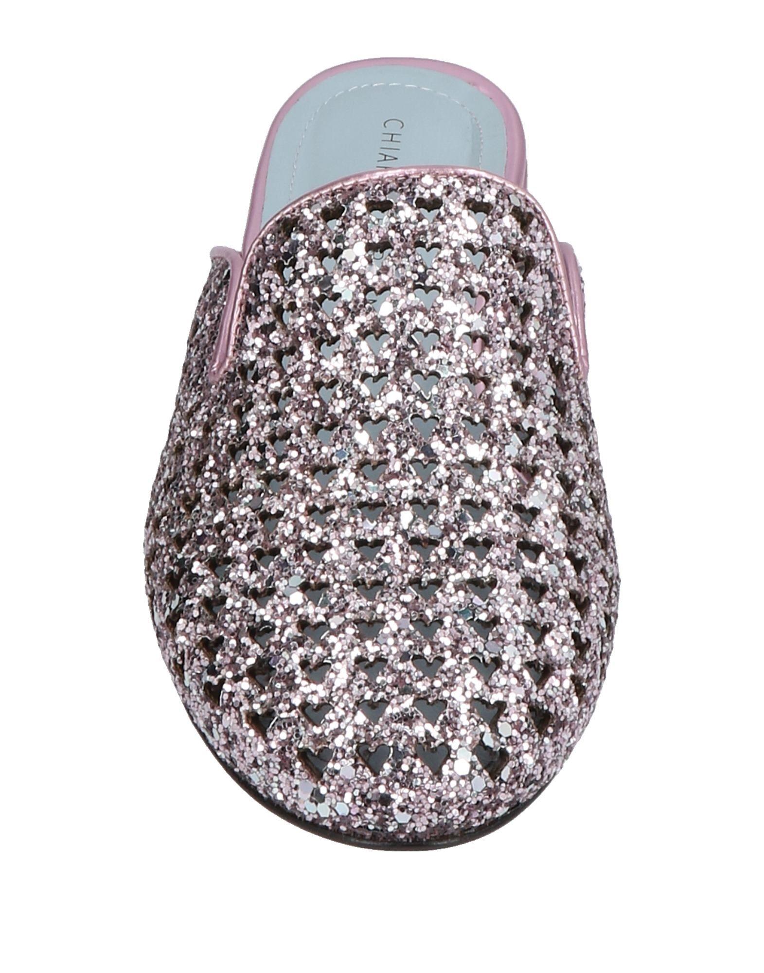 Stilvolle billige Schuhe Chiara  Ferragni Pantoletten Damen  Chiara 11494634BD 4c339a